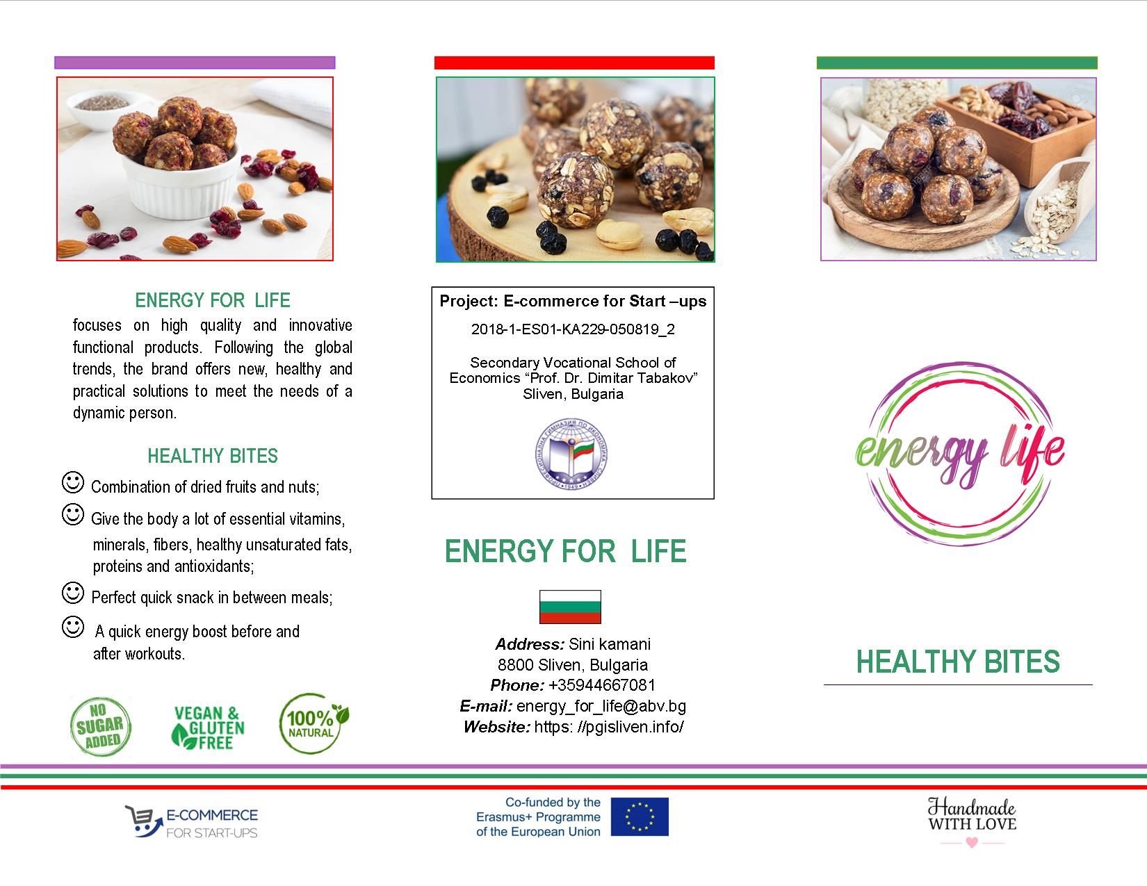 brochure energy for life 1