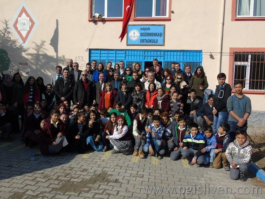 Галерия: Среща в Киршехир, Турция