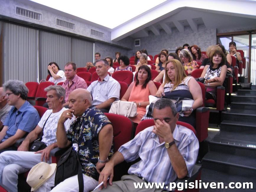 Галерия: Обобщителен семинар по програмата ЕРАЗЪМ+